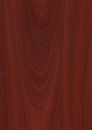 lunit-folie-64 mahagon červený